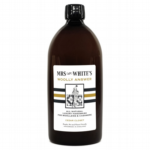 Mrs White's - Woolly Answer (Woollen Wash) 1000ml
